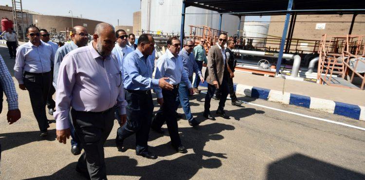 Egypt to Establish Oil Pipeline between Ain Sokhna and El Tebbin