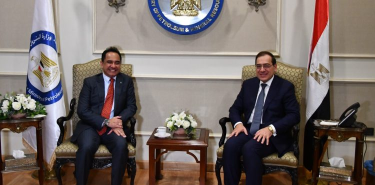 El Molla, Petronas Discuss Future Investments in Egypt