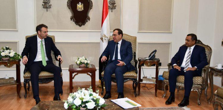Egypt, BP Talk Giza, Fayoum Development