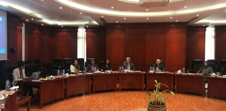EOG CSR Subcommittee Discusses Future Plans