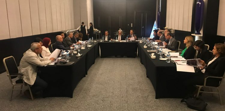 EOG Technical Committee Reviews Projects Outcomes