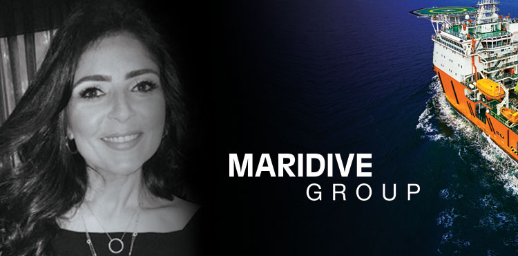A Professional Journey in Maridive: An Interview With Wafaa Kassem, Maridive Group – Risks & Insurance Director