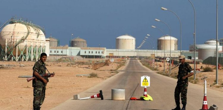 Libya's al-Bayda Oilfield Resumes Operations: Engineer