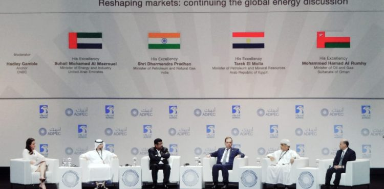El Molla: Egypt Looking to Become Refining Hub