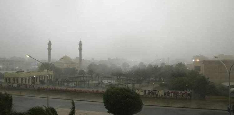 Kuwait to Continue Production Despite Huge Rainfalls