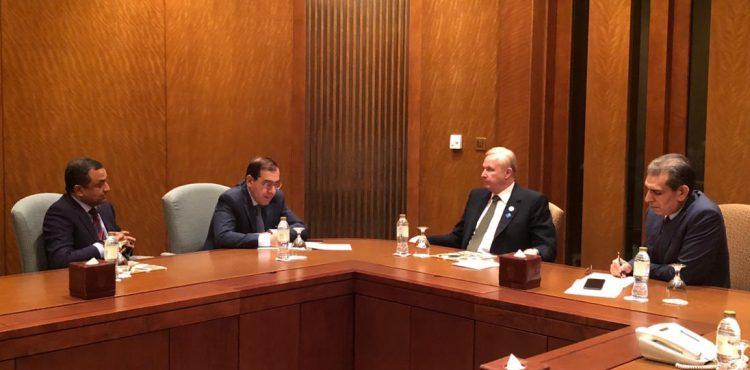 El Molla Meets with IOCs Heads