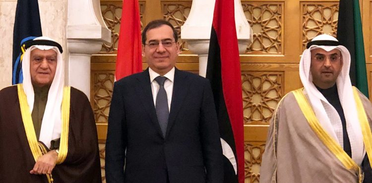 El Molla Heads Egyptian Delegation to OAPEC Meeting