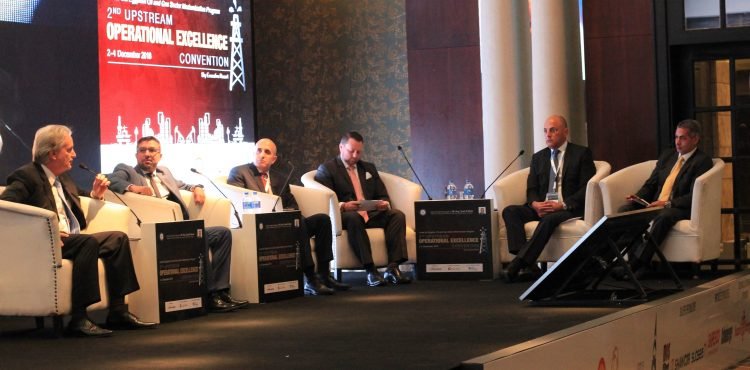 Panelists Discuss Service Agreements for Mature Fields at EOG Upstream Convention