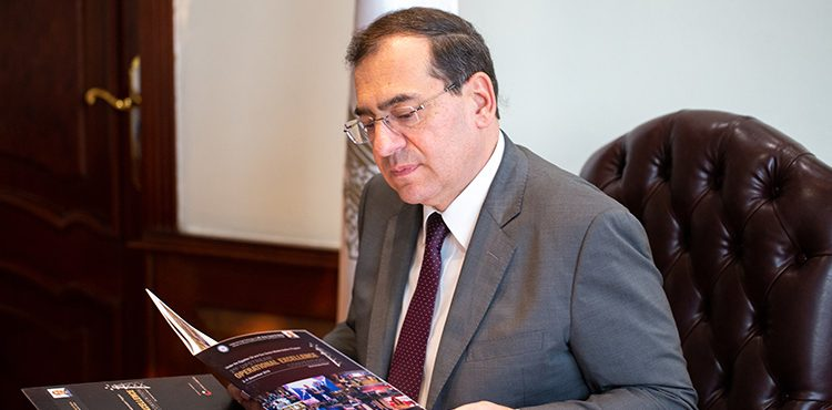 2018: A Cornerstone for The Egyptian Oil and Gas Sector; An Interview with Petroleum Minister, H.E. Eng. Tarek El Molla