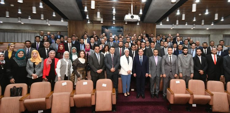 El Molla Meets with First Middle-Management Batch