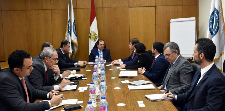 Egypt, EBRD Discuss Petroleum Fund Cooperation Projects