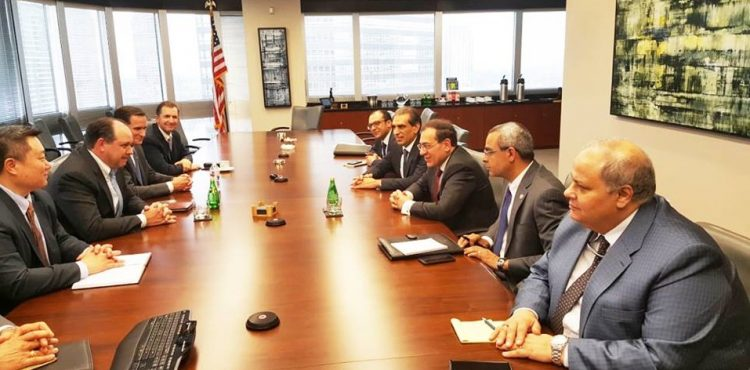 Egypt, Apache Discuss E&P Objectives in the Western Desert