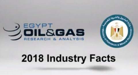 Egyptian Petroleum Industry Facts 2018