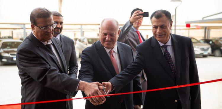 Weatherford Inaugurates New Kattameya Facility