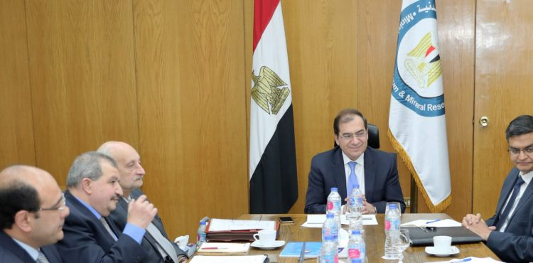 El Molla, Finance Institutions Discuss Natural Gas Delivery
