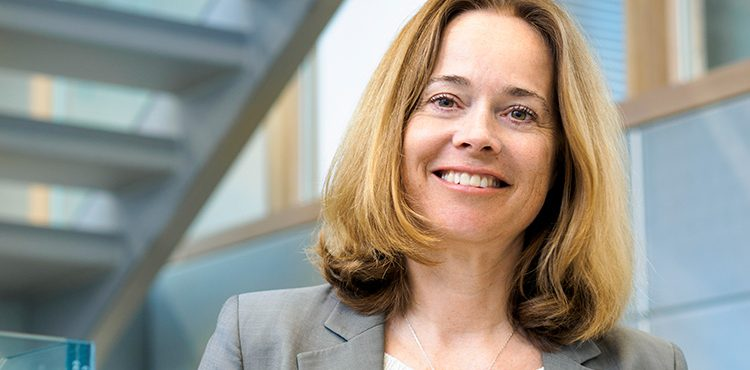 A Catalyst in the MENA Energy Transition:  An Interview with Liv Hovem, CEO, DNV GL – Oil & Gas