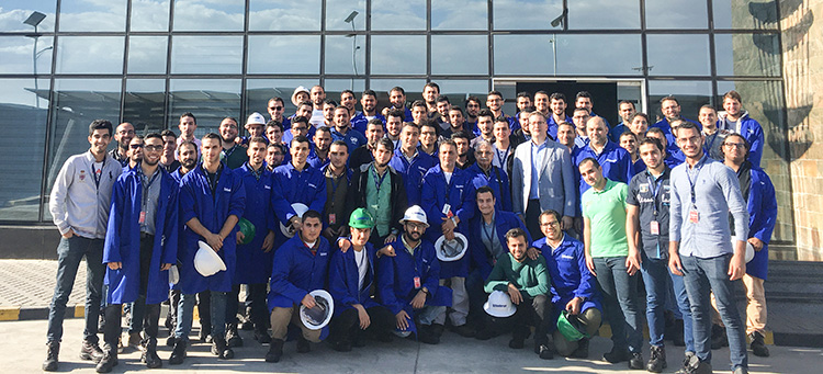 Schlumberger Supports Egypt's Future Talents in Cooperation with SPE