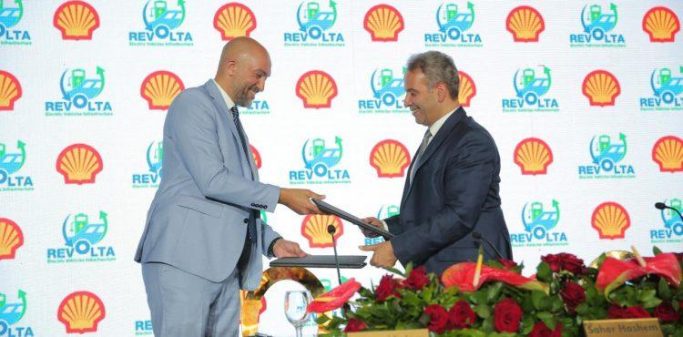 Shell, Revolta Sign Cooperation Protocol