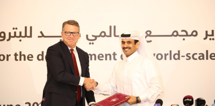 Qatar, Chevron Phillips Ink Deal for Petrochemicals Complex