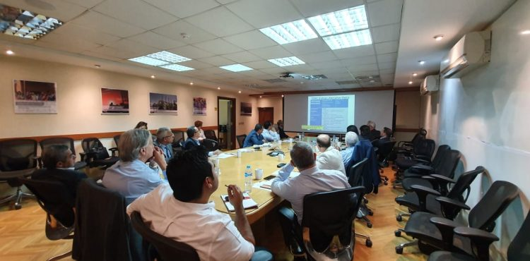 EOG Technical Committee Discusses Brownfield Technical Convention