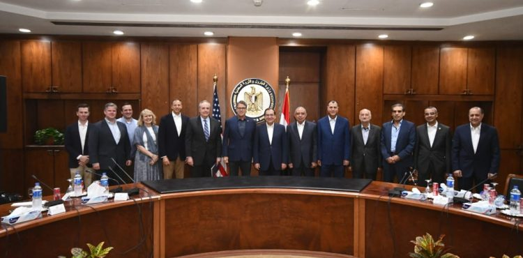 El Molla Meets US Energy Minister to Strengthen Cooperation