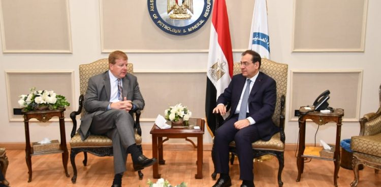 Egypt, US Discuss Petroleum Sector Cooperation