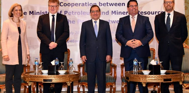 El Molla Discusses Joint Cooperation with EU