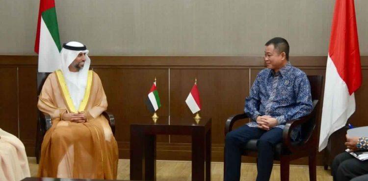 Indonesia Targets $5 B UAE Investments