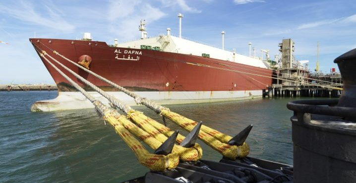 Qatargas Delivers LNG Cargo to Belgium