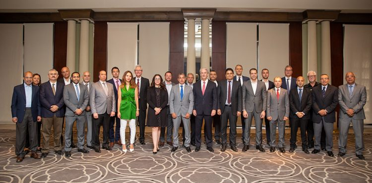 EOG Technical Committee Celebrates Two Remarkable Achievements