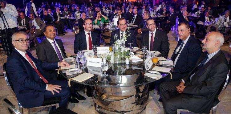 Wintershall Dea Holds Gala Dinner to Celebrate Merger