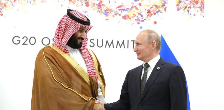 Saudi Arabia, Russia Agree on Extending OPEC+ Deal