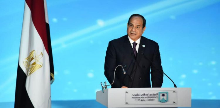 Electricity Sector Witnesses EGP 500 B Development Projects: El Sisi