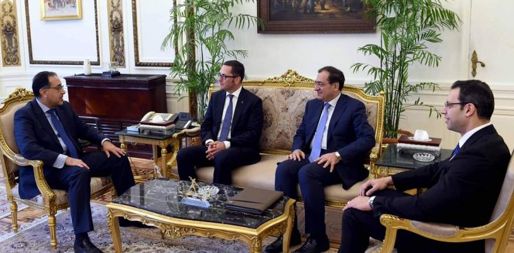 Wintershall Dea Strengthens Its Commitment to Egypt