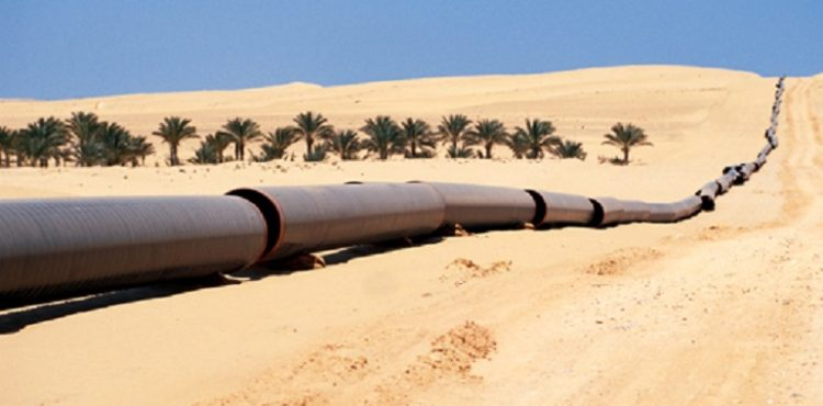 Jordan's JPMC Launches Natural Gas Pipeline to Supply its Industrial Complex