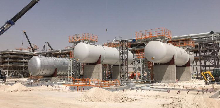 BP Oman Completes 69% of Ghazeer CPF