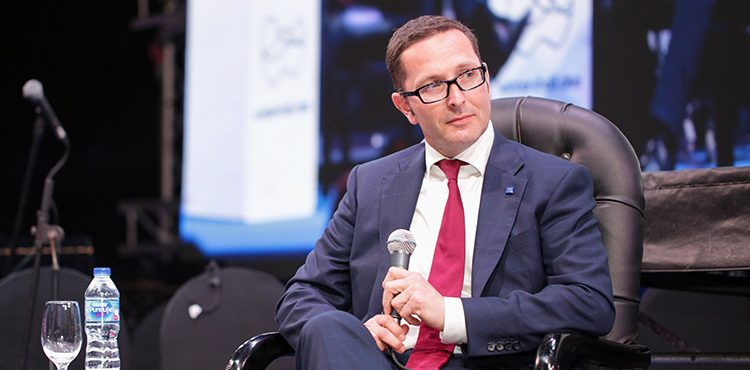 Egypt's Major Role Within A Global Portfolio: Interview with Mario Mehren, Chairman of the Board and Chief Executive Officer (CEO) of Wintershall Dea
