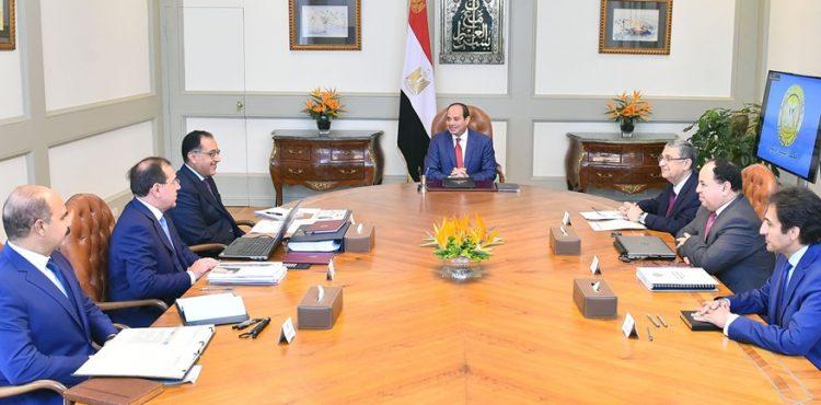 El Sisi Orders Maximizing Egypt's Oil Exploration