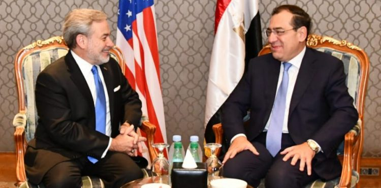 US Department of Energy Highlights Brouillette's Visit to Egypt