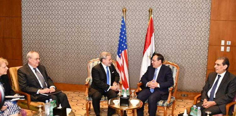 Brouillette Arrives Egypt to Activate US-Egyptian MoU