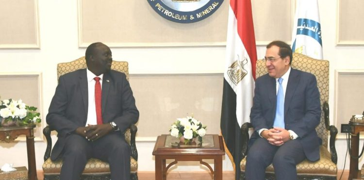 Egypt, South Sudan Explore Oil and Gas Cooperation
