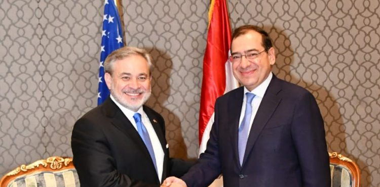 Brouillette Discusses with El Molla Bilateral Cooperation