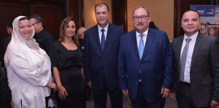 Chile Embassy Celebrates 209 ChileNational Day in Cairo