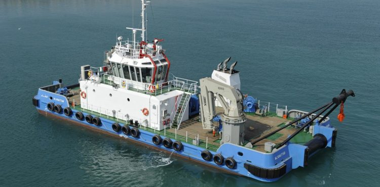 Grandweld Completes Delivery of 10 boats to KOC