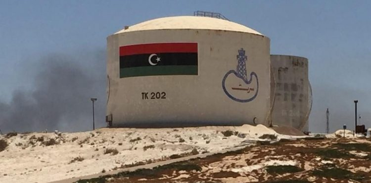 Libya's Ras Lanuf Port Capacity Rise by 500,000 b