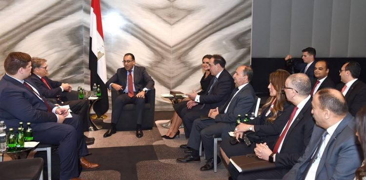 Perry Praises Cooperation with Egypt in Energy Sector