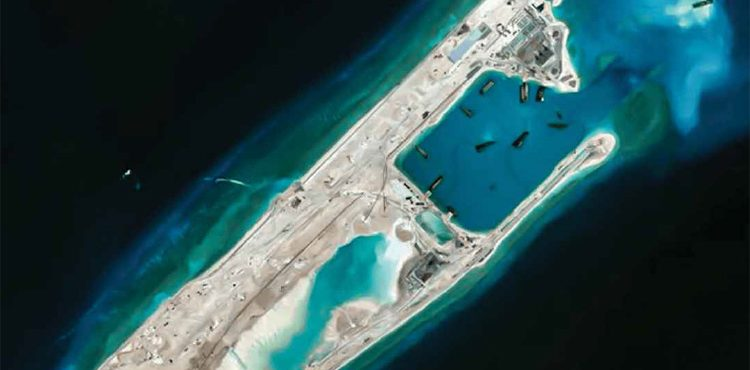 The South China Sea and the Chinese Foreign Policy