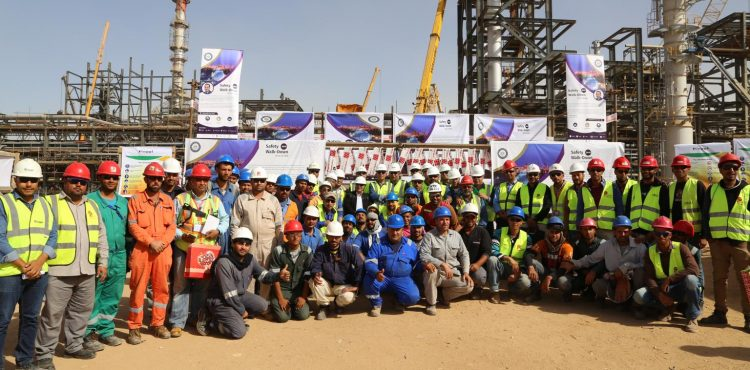 Enppi Follows Up on HSE in Its Sites