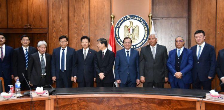 Egypt, China Establish Phosphate Complex with $1 B