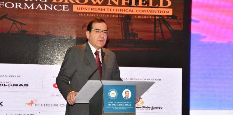 El Molla: Egypt Seeks to Increase Crude Oil Production